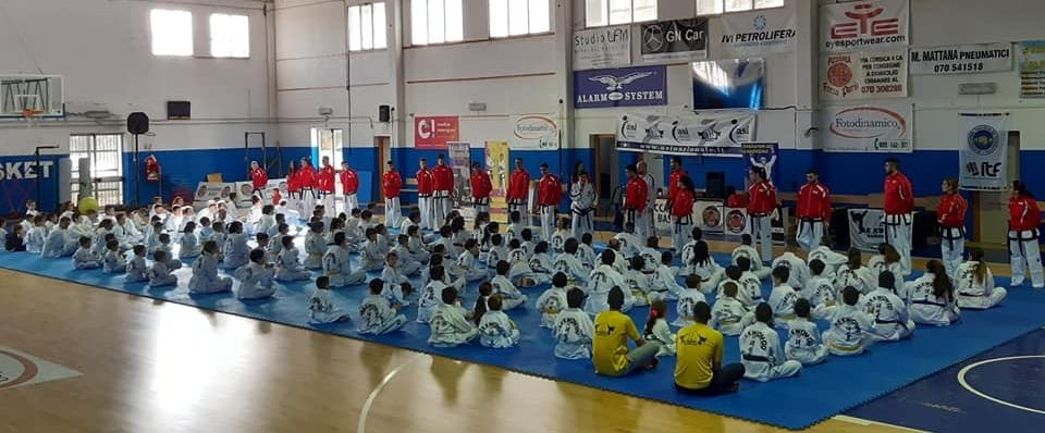 TAEKWON-DO SARDEGNA DAY<br> TROFEO POWER & SPECIAL<br> SESTU (CA), 08/12/2019