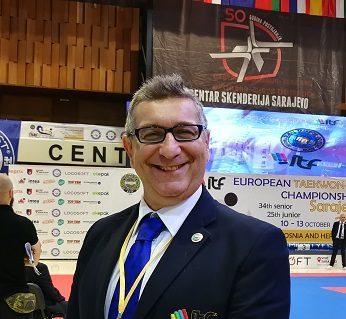 Master<br> <b>Stefano Minotti</b> <br>VII DAN
