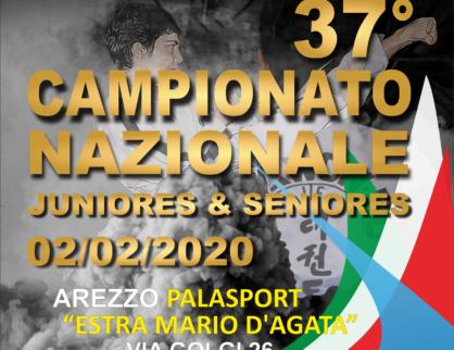 37° campionato nazionale