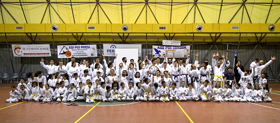 GALA NATALE 2019<BR>  ACCADEMIA TAEKWON-DO ITF<BR> Monserrato (CA), 23/12/2019