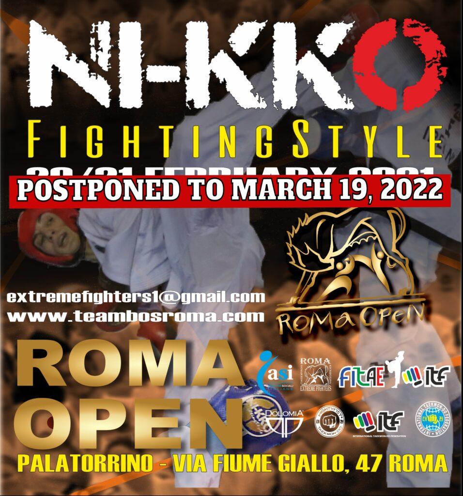 ROMA OPEN 2022