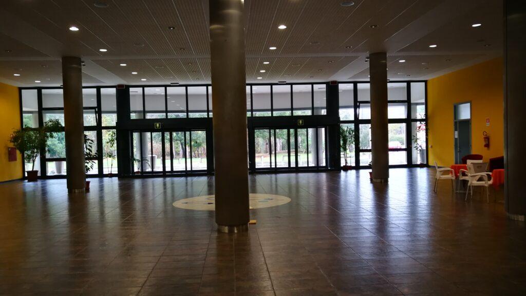 Hall del Palazzetto