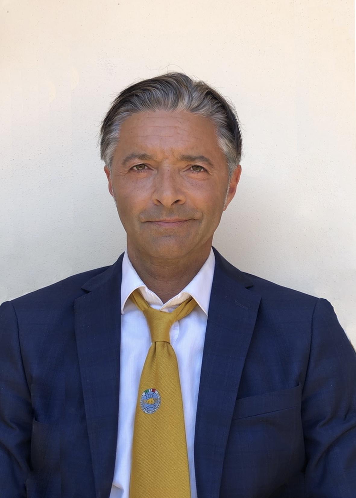 Master<br> <b>Emanuele Manno</b><br>VII DAN