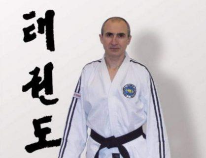 Master Gilberto Ruzza